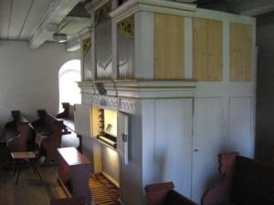 grüntal orgel